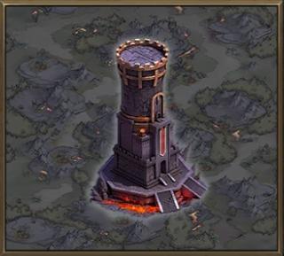 Расчетная башня