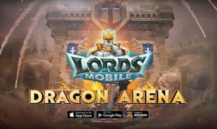 арена дракона лордс мобайл