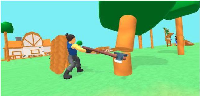Информация о моде Lumbercraft