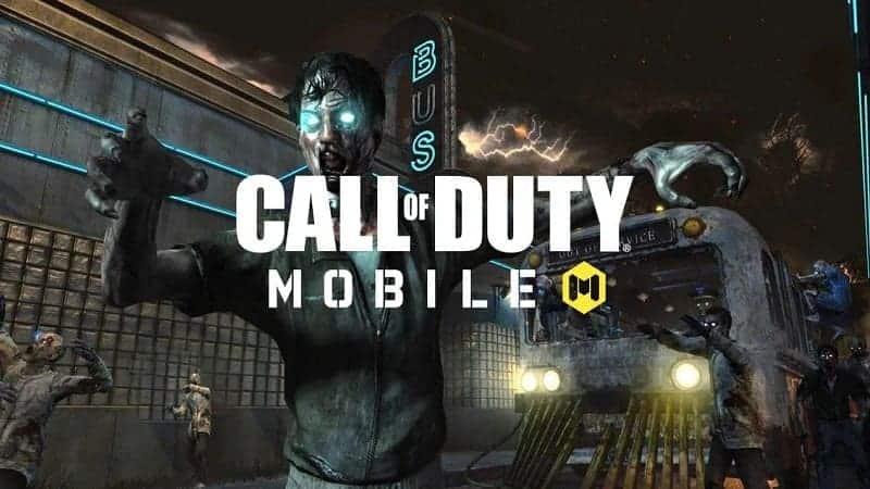 COD Mobile: режим зомби возвращается