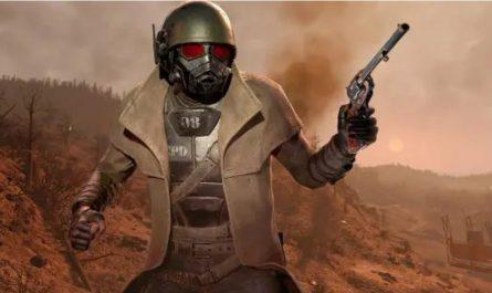 Консольные команды Fallout New Vegas - читы