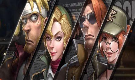 Мобильная игра Metal Slug от мобильных разработчиков Call of Duty