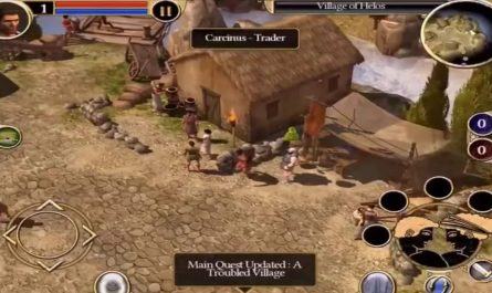 Новое обновление Titan Quest: Legendary Edition