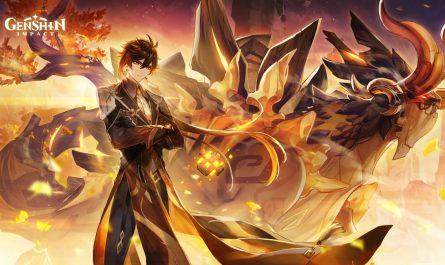 Полное описание обновления Genshin Impact 1.5