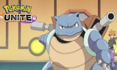 Blastoise в Pokemon Unite: все, что мы знаем до сих пор