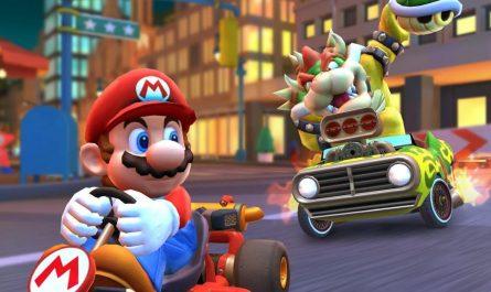 Как сделать ультра мини турбо в Mario Kart Tour