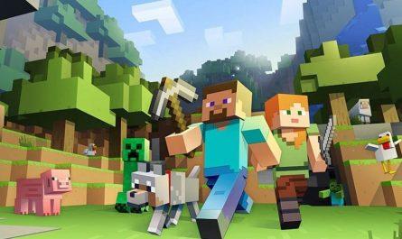 Лучшие чары для кирки в Minecraft: Pocket Edition