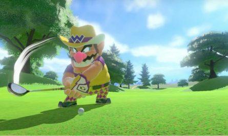 Как разблокировать все наряды в Mario Golf: Super Rush