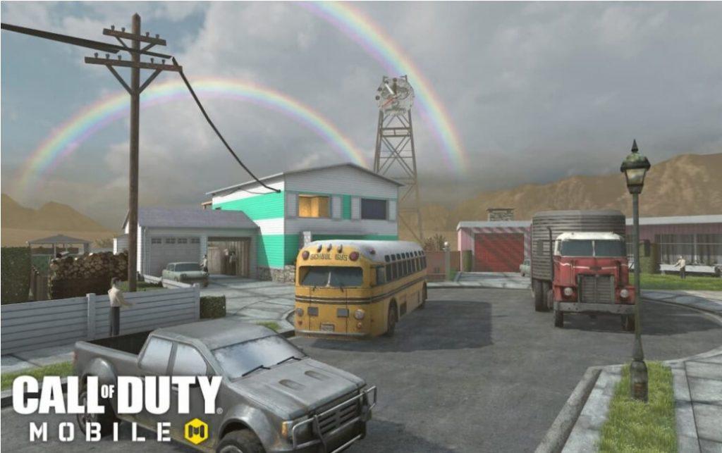 Нуктаун локация из Call of Duty: Black Ops