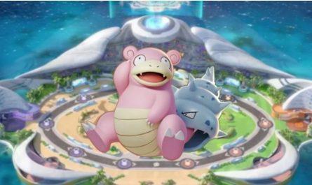 Руководство по сборке Pokémon Unite Slowbro