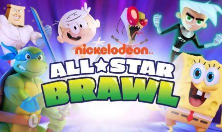 Список персонажей All-Star Brawl Nickelodeon