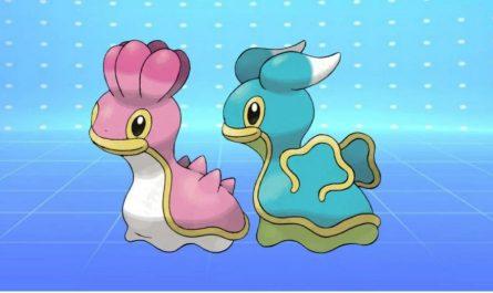 Руководство Pokemon Go Shellos