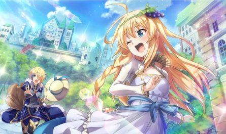 Konosuba: Fantastic Days - Как получить Ирис: выходной день принцессы
