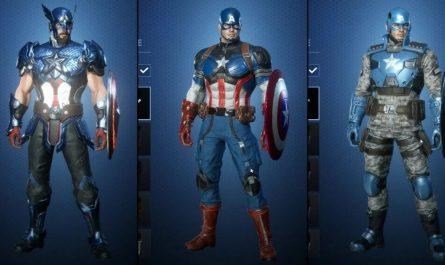 Руководство по сборке Капитана Америки Marvel Future Revolution